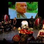 Прощание с Львом Дуровым в Театре на Малой Бронной