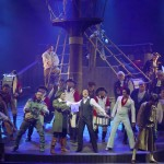 Губернский театр поднял паруса