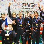 Сборная России по волейболу — чемпионы мира!