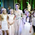 Волшебство в помощь: Ежегодный Благотворительный Детский Бал Цветов для юных гостей и их родителей