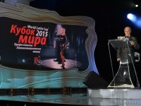 Круговорот танцев: В Кремле состоялся Кубок мира по латиноамериканской программе