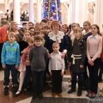 «Благотворительная Рождественская Елка» 11 января 2016 года для 2 500 детей — детей-сирот, детей с ограниченными возможностями здоровья, детей из многодетных семей из 15 регионов России, республики Белоруссия, городов Донбасса и Луганска.