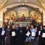 Незабываемая встреча с Протоиереем Михаилом Рязанцевым в Кафедральном соборном Храме Христа Спасителя! 5 марта 2016 года.
