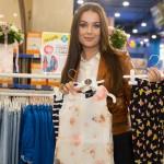 «Мисс Вселенная» Оксана Федорова открыла продажи собственной коллекции  Futurino by Oksana Fedorova в сети «Детский мир»