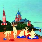 Выставка живописи Юрия Рысухина «ЗВОНКИЕ ЛЕВКАСЫ»