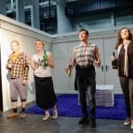 «Зеркало над супружеским ложем» по пьесе Вуди Аллена «Old Saybrook»