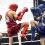 В Москве проходит Чемпионат России по тайскому боксу