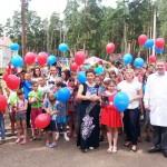 «Детский мир» открыл детские игровые комнаты в медицинских учреждениях Казани