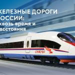 На «ВДНХ» открывается новая выставка, посвященная истории железнодорожного транспорта в России