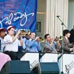 XIX Московский международный фестиваль «Джаз в саду Эрмитаж»