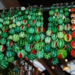 Астраханские арбузы и дыни нового урожая