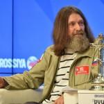 Вокруг света на воздушном шаре Федора Конюхова