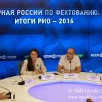 СБОРНАЯ РОССИИ ПО ФЕХТОВАНИЮ: ИТОГИ РИО – 2016