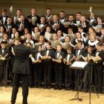 25 лет отметили Академии хорового искусства имени В.С. Попова