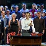 Московский Губернский театр открыл 4 сезон