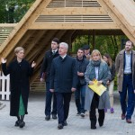 Мэр Москвы Сергей Собянин открыл Вторую очередь «Городской фермы» на ВДНХ