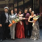 Театр «Геликон-опера» покорил Бангкок спектаклем «Бал-маскарад». Впереди – «Кармен».
