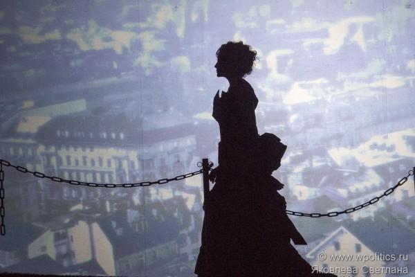 «Baden-Баден». Пьеса Ю.Еремина по мотивам романа И.С.Тургенева «Дым»