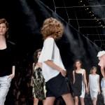 Четвертый день нового сезона Mercedes-Benz Fashion Week Russia