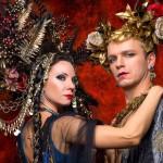 Московский Губернский театр представляет спектакль «Калигула».