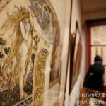 «Графика стен» в Третьяковской галерее