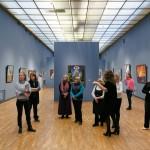 Третьяковская галерея обучает сотрудников метро искусствоведению