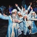 """На фестивале """"Путешествие в Рождество"""" пройдет Парад Снегурочек"""