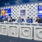 XXVI соревнования по легкой атлетике «Русская зима»