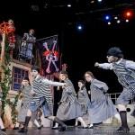 «Пеппи Длинныйчулок». «Детский музыкальный театр юного актера» на сцене Московского мюзик-холла