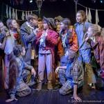 «Приключения Оливера Твиста!». «Детский музыкальный театр юного актера» на сцене Московского мюзик-холла