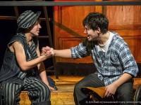 «Приключения Тома Сойера». «Детский музыкальный театр юного актера» на сцене Московского мюзик-холла