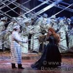 «СИБИРЬ» (Куртизанка в Сибири) У. Джордано — премьера в «ГЕЛИКОН-ОПЕРЕ»
