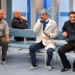 «Весы» автора и режиссера Евгения Гришковца на сцене МХТ