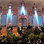 Андрей ПИСАРЕВ (фортепиано) и Государственный квартет имени Бородина