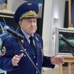 Церемония передачи в дар картины А.А. Леонова