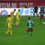 «Локомотив» и «Ростов» сыграли вничью в матче 22-го тура РФПЛ