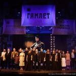 В Московском Губернском театре поставили спектакль о Высоцком