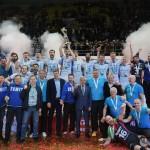 Золото волейбольной суперлиги летит в Казань!