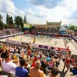 Десятый юбилейный: Мировой тур по пляжному волейболу снова в Москве