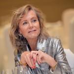 Пресс-конференция для СМИ с участием графини и Марии Буше (Marii Boucher)