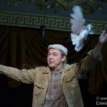 В театре «Московская оперетта» спели о любви и голубях