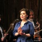 Певческий голос  Виктории Яровой
