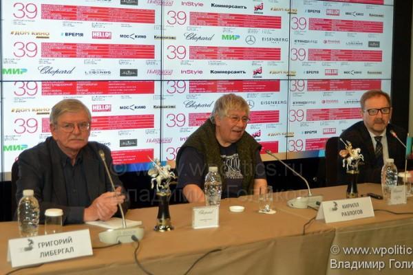 Итоги первой официальной пресс-конференции 39 ММКФ