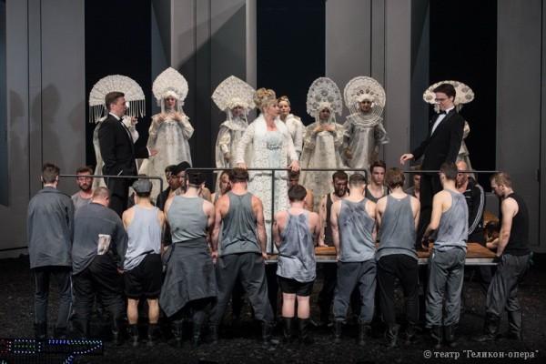 Кирилл Серебренников выпустил премьеру в театре «Геликон-опера»
