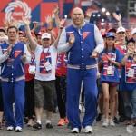 Мировой рекорд Гиннеса на Красной площади.