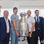 Кубок Стэнли снова в Москве.