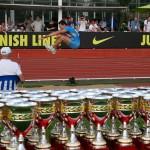Подготовка к Чемпионату мира по легкой атлетике.
