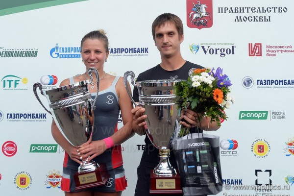 Завершился открытый летний чемпионат Москвы по теннису