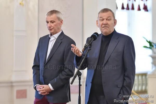 Премьера балета «Нуреев» состоится  4-5  мая 2018года.