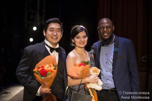 Главными призами оперного конкурса «Бельведер» считаются ангажементы для победителей…